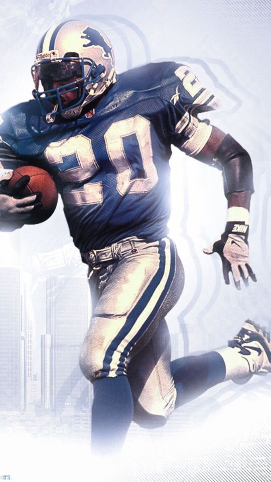 Barry Sanders Greatest All Time