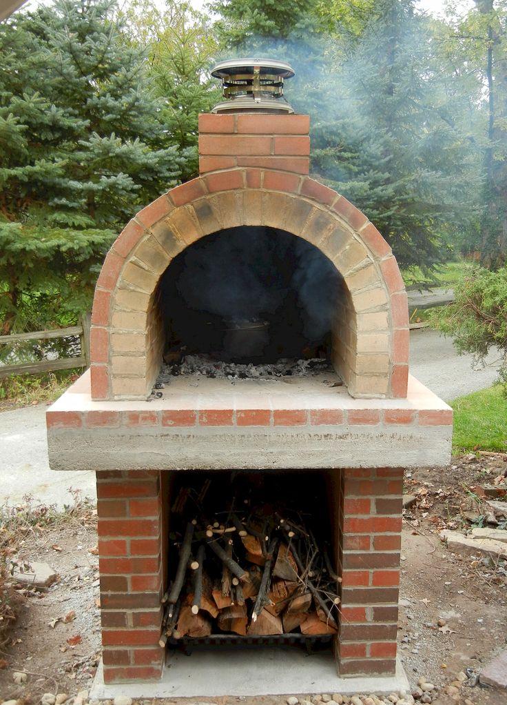 Outdoor Kitchen Pizza Ideas