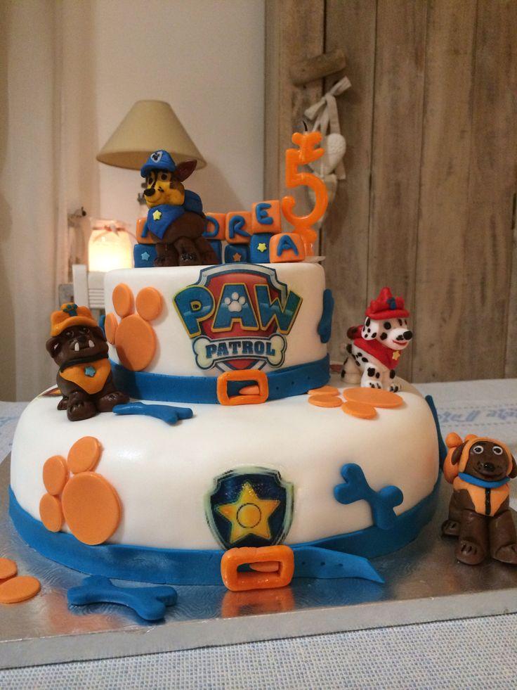 Torta Paw Patrol Le Mie Torte Pinterest Paw Patrol
