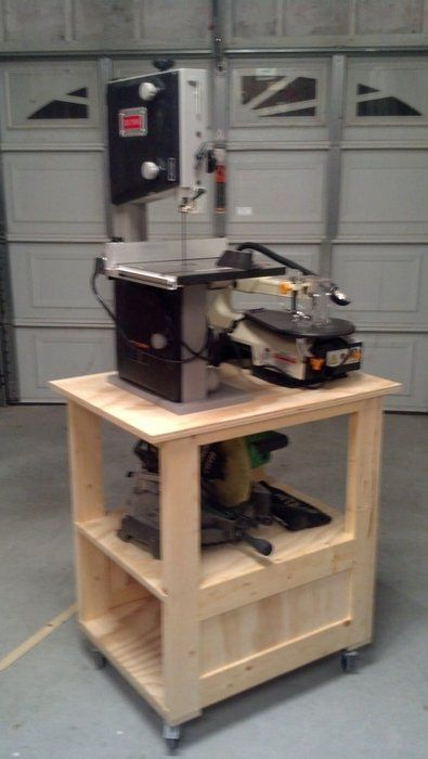 Bench Band Saw Woodworking Projects Amp Plans