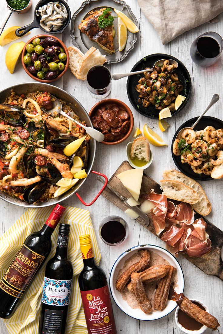 Main Course Dinner Party Recipes