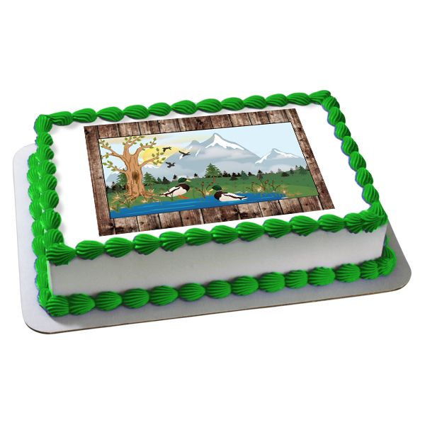 Duck Dynasty Birthday Greeting