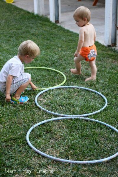 Inexpensive Outdoor Games