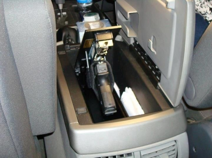 In Console Pop Up Holster The 2nd Amendment Pinterest
