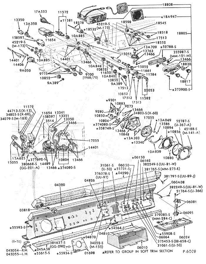 1966 Bronco Wiring Diagram