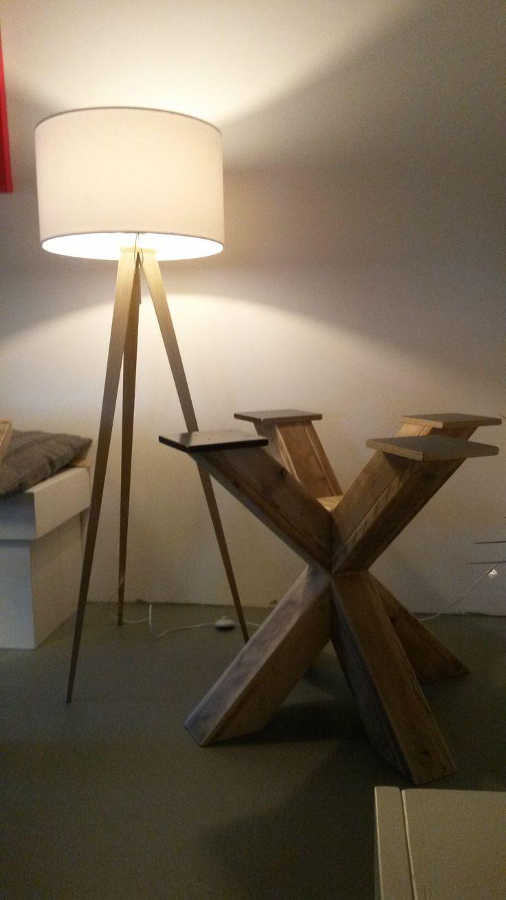 17 Best Images About Tables En Ancien Bois D 233 Chafaudage