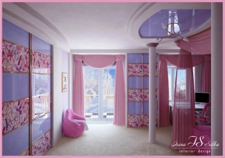 Cool Bedrooms For Teens Girls So Sweet Cool Awesome