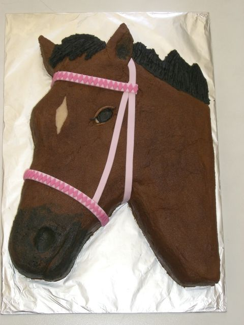 Horse Cake Some Day I Know My Daughter Will Want A Horse