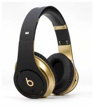 Custom Beats Studio Black Gold Collection Pinterest