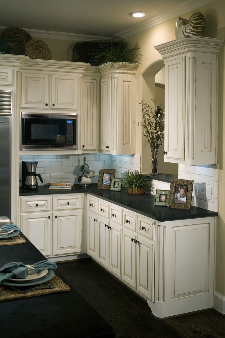 Best Kitchen Gallery: Love The Distressed Look Of These Cabi S Cabi S Pinterest of White Distressed Cabinets Kitchen on cal-ite.com