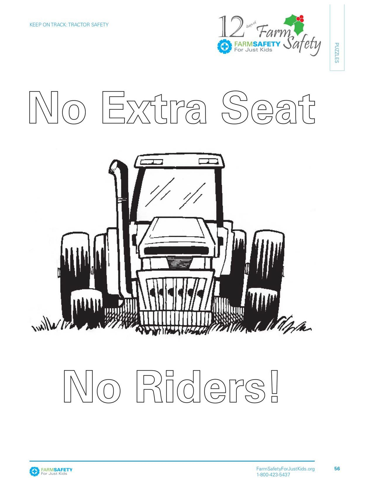 Teach Youth Safety Resources And Blog Posts Tractor No Extra