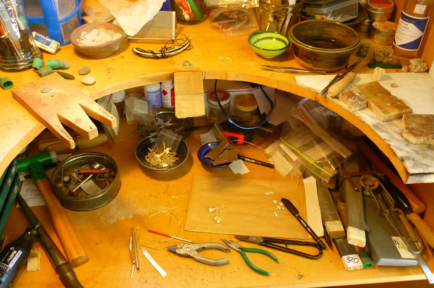 Jewellers Bench Ideas On Pinterest Workbenches Benches