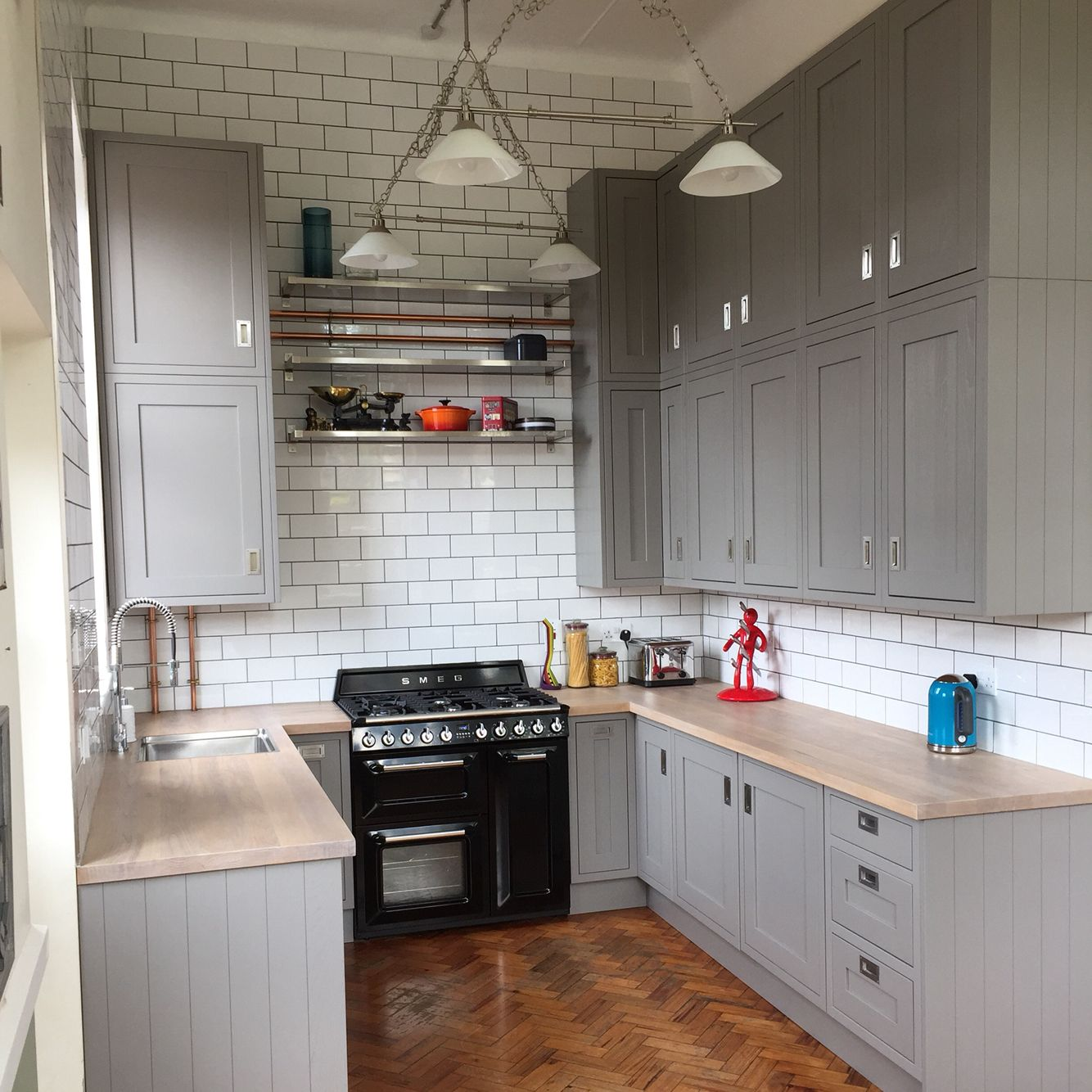 Best Kitchen Gallery: My Pleted Kitchen B Q Carisbrook Taupe Grey Gray Framed of Taupe Kitchen Cabinets on cal-ite.com