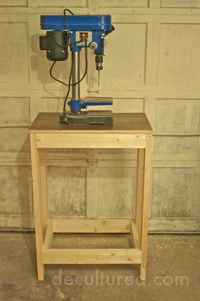 Quick Benchtop Tool Table Build The Woodworker S Shop