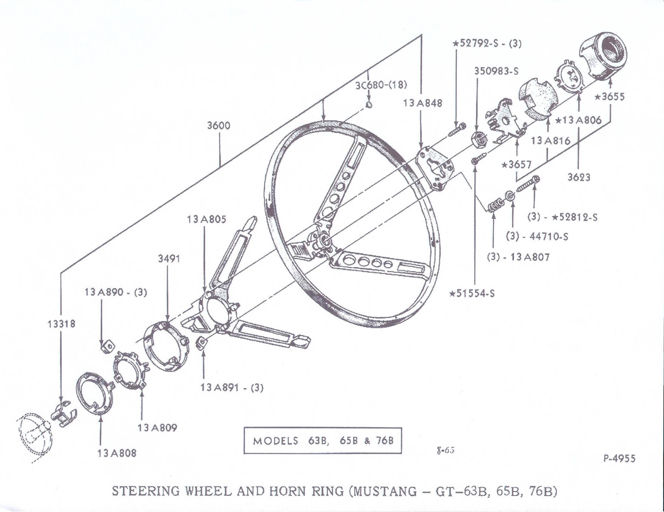 85491d1260574424 how install wooden steering wheel 1966 mustang