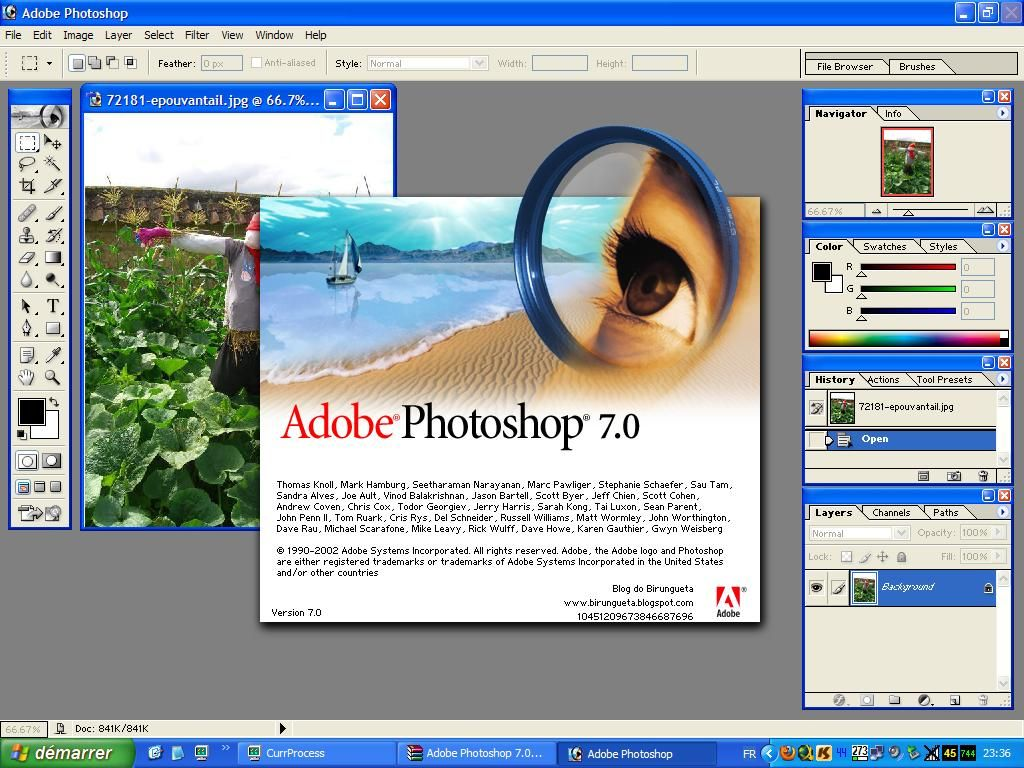 Adobe Photoshop CS7 Free Download ~ Download Freeware ...