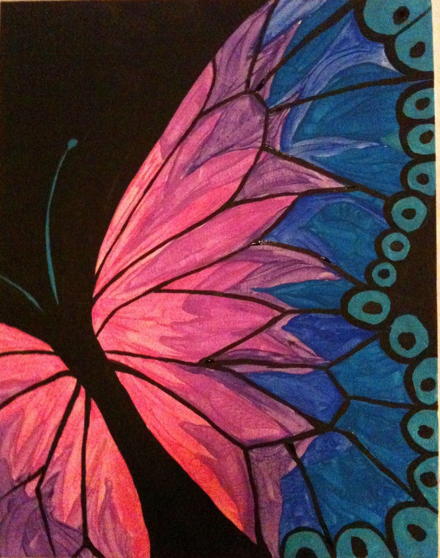 easy acrylic painting ideas   Pin it Like Image   Art ...