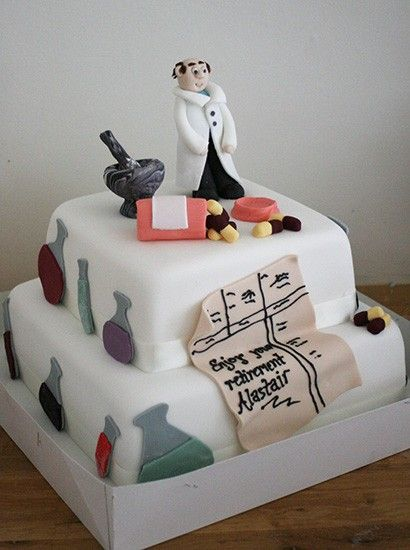 Pharmacist Cake Celebrations Food Cakes Pinterest