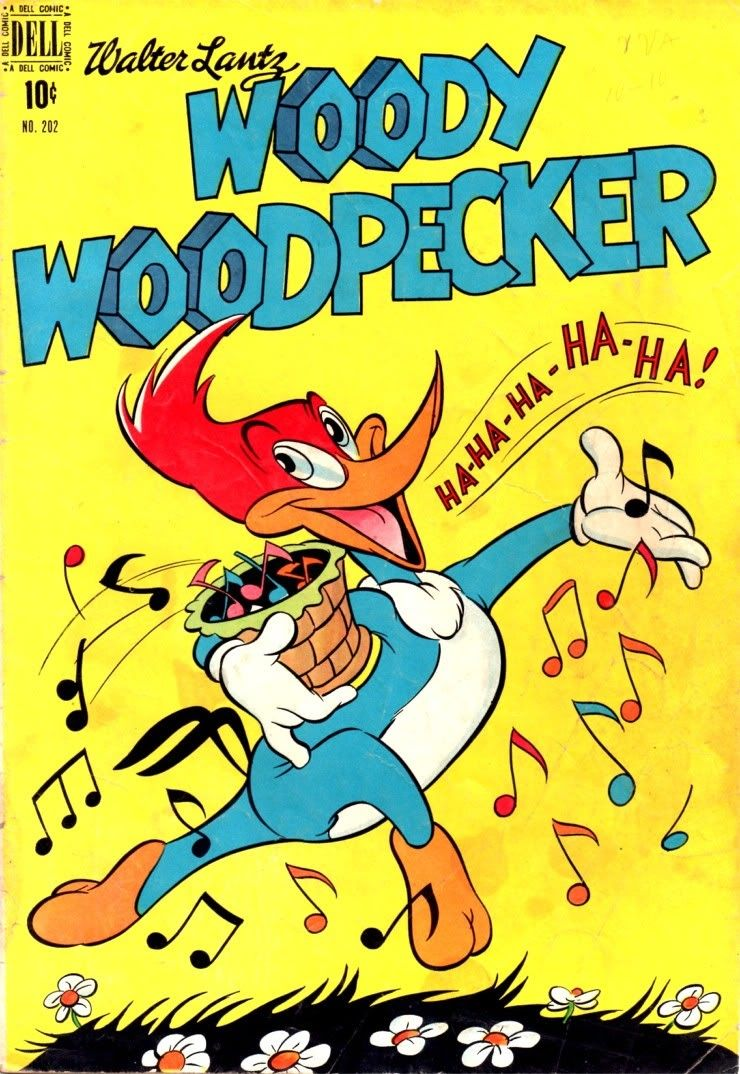 Woody Woodpecker Song | Music | Kay Kyser - The Woody ...