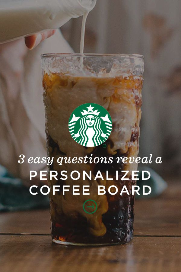 Take the quiz to get your personalized coffee board  We ll create a     Take the quiz to get your personalized coffee board  We ll create a board