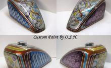 Gas Tank Custom Paint Job? Indian Motorcycle Forum