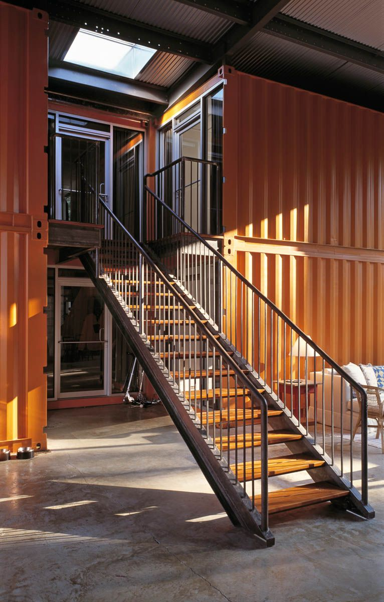 Best Kitchen Gallery: 12 Container House In Blue Hill Maine Idea Sgn By Adam Kalkin 8 of Kalkin Shipping Container Homes  on rachelxblog.com