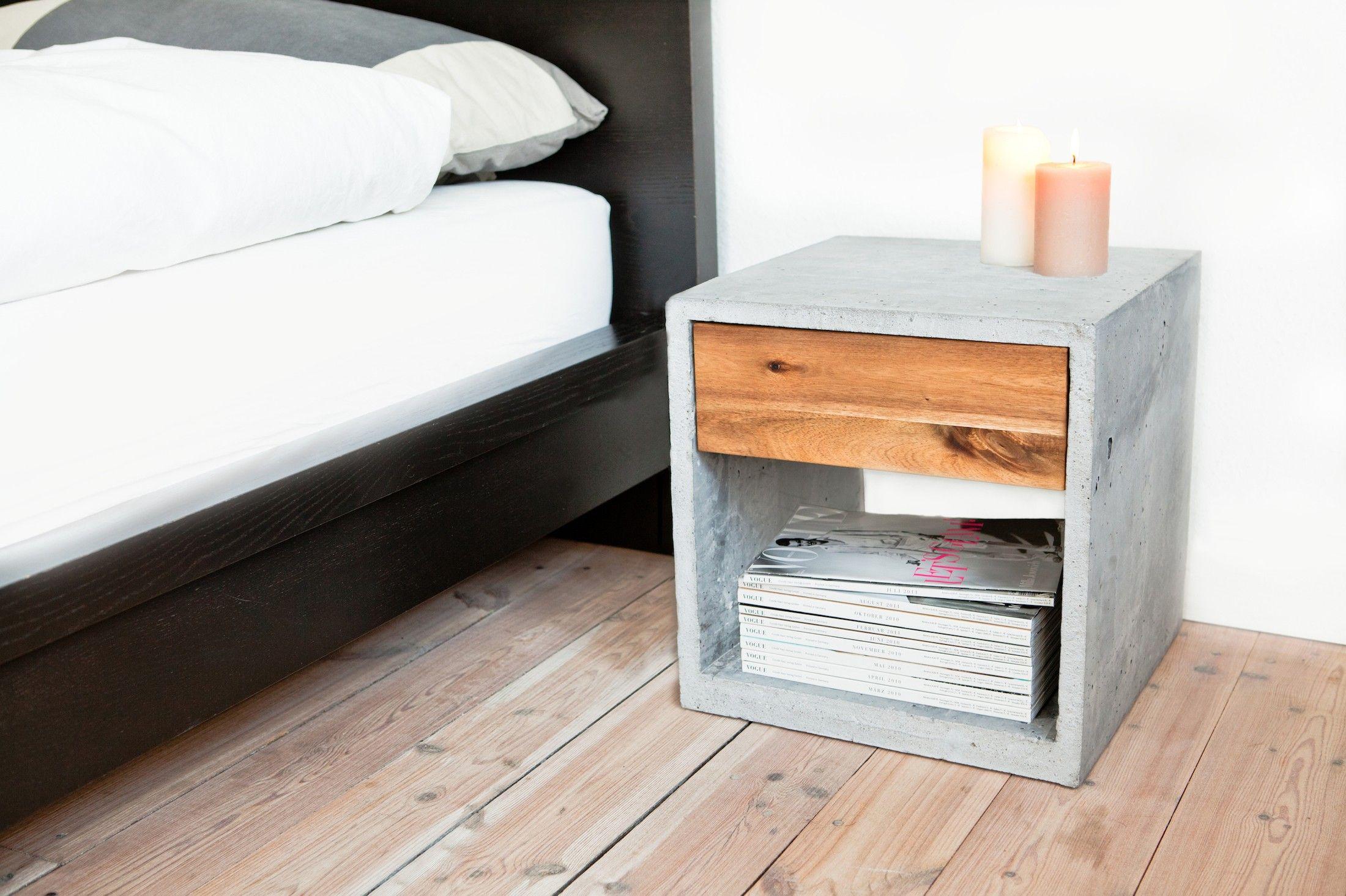 Ein kleines Stauraumwunder. Sowohl im Schlafzimmer, im Flur oder neben einem Sessel, benötigt