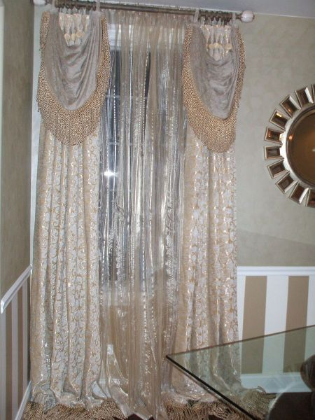 images for curtain style that suit your interiors