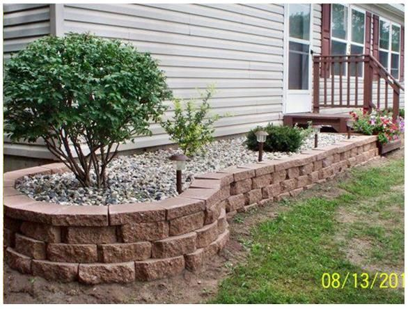 Best 25 Mobile Home Landscaping Ideas On Pinterest