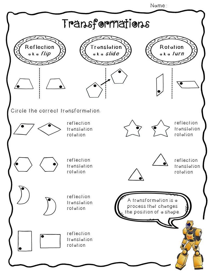 2 D Geometry P Ck W Ksheets T Rio Curriculum Nd Rec D G