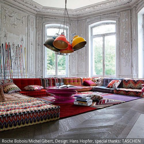 Zwischen Ethno-Style und Moderne Ethno style, Altbauten