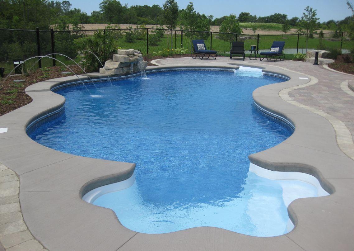 Small Yard Inground Swimming Pools Swimming Pool