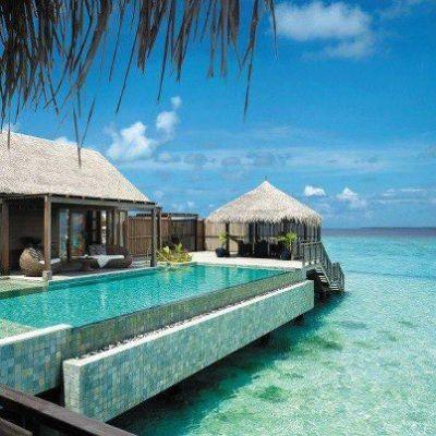 5 Star Hotel at Bora Bora,Maldives | Vacation Hot Spots ...