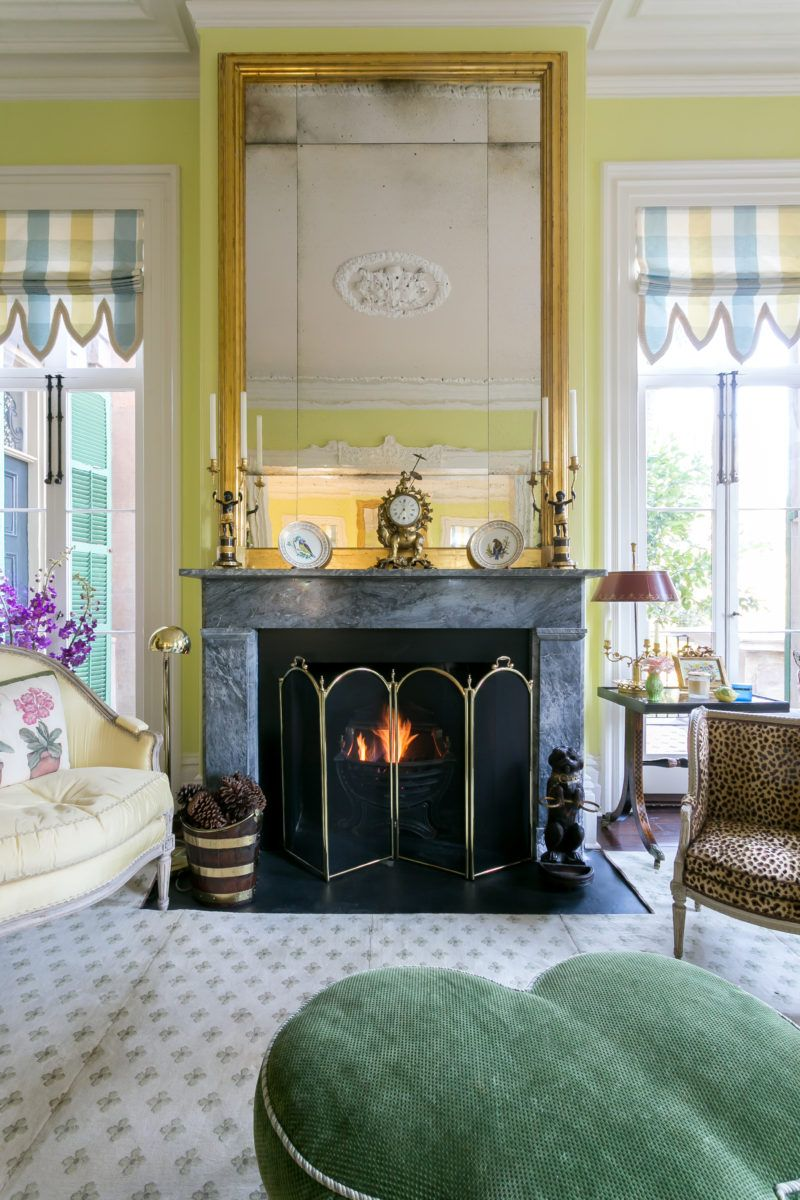 Best Kitchen Gallery: Patricia Altschul's Home In Charleston Home Design Mansion of Charm Home Design  on rachelxblog.com