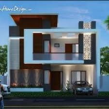 Front Elevation Of Houses  Beautiful Modern House Front Design     image result for modern house front elevation designs