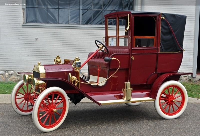 1909 Ford Model T   Ford  USA    Pinterest   Ford models  Ford and Cars 1909 Ford Model T