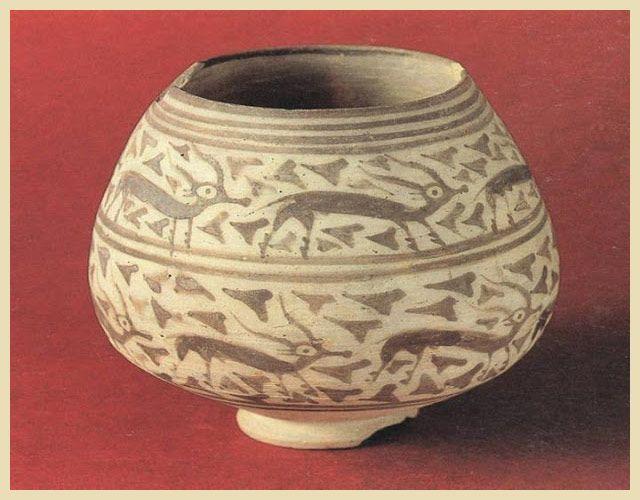Mehrgarh, Hakra Ware approximately 3300 BCE   Mehrgarh ...