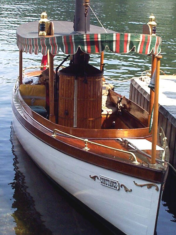 Small steamboat | Tech-boats | Pinterest | Boating, Wooden ...