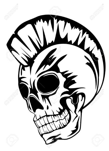 Coloring Page Skull Day of the Dead Pin Up Girls   skull coloring     Coloring Page Skull Day of the Dead Pin Up Girls   skull coloring pages 002    art   Pinterest   Girl skull  Adult coloring and Coloring books