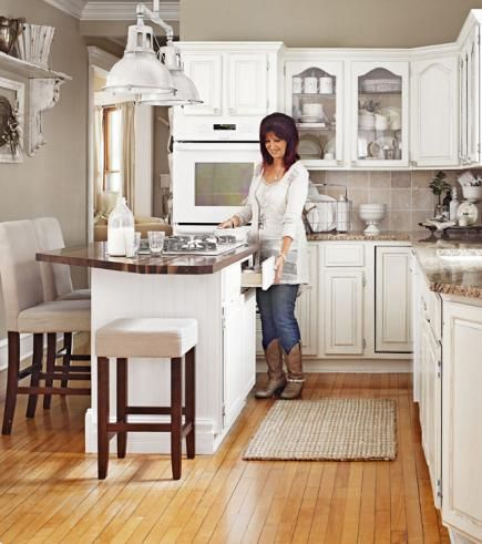 House Tour: Time to Collect | House tours, Countertops and ...