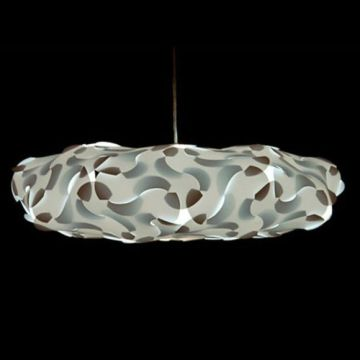 Sea Flower Light Shade   Iconic NZ Design  Art   Objects  Lighting     Seaflower Pendant Light Shade By Jelle Nijdam   Helen Stipkovits This  oblong pendant was created with 48 interlocking  modular petals
