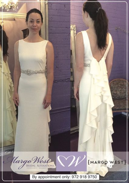 Best bridal alterations in Texas by Margo West    Margo West Bridal     Margo Bridal Alterations delivers excellent and stylish wedding gown  alterations in Dallas  TX and the nearby areas
