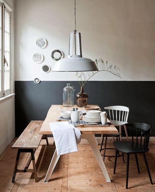 41 Scandinavian Inspired Dining Room Design Ideas Wooden