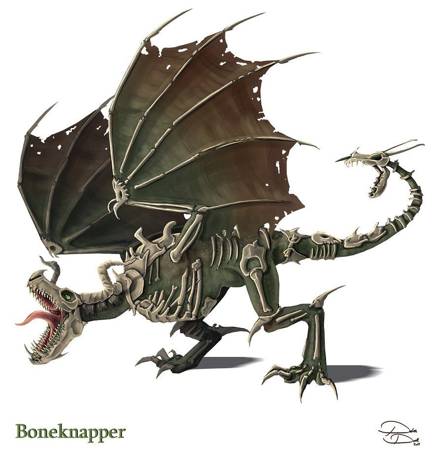 Boneknapper Dragon   How to Train Your Dragon   Pinterest ...