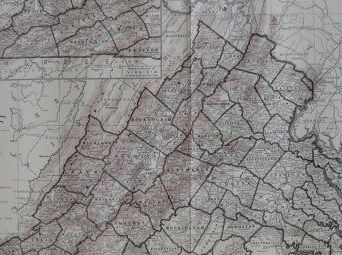 HD Decor Images » Uncommon VIRGINIA Map of Virginia State Map with by plaindealing     Uncommon VIRGINIA Map of Virginia State Map with by plaindealing