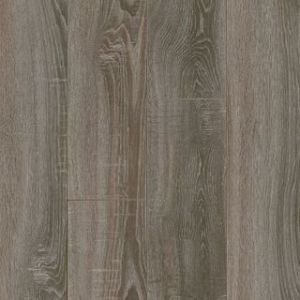 Armstrong Premier Classics Faux Wood Laminate Flooring  Case of 21 3     Armstrong Premier Classics Faux Wood Laminate Flooring  Case of 21 3 Square  Feet   Hearthstone Gray Oak   Brown   Wood laminate  Laminate flooring and