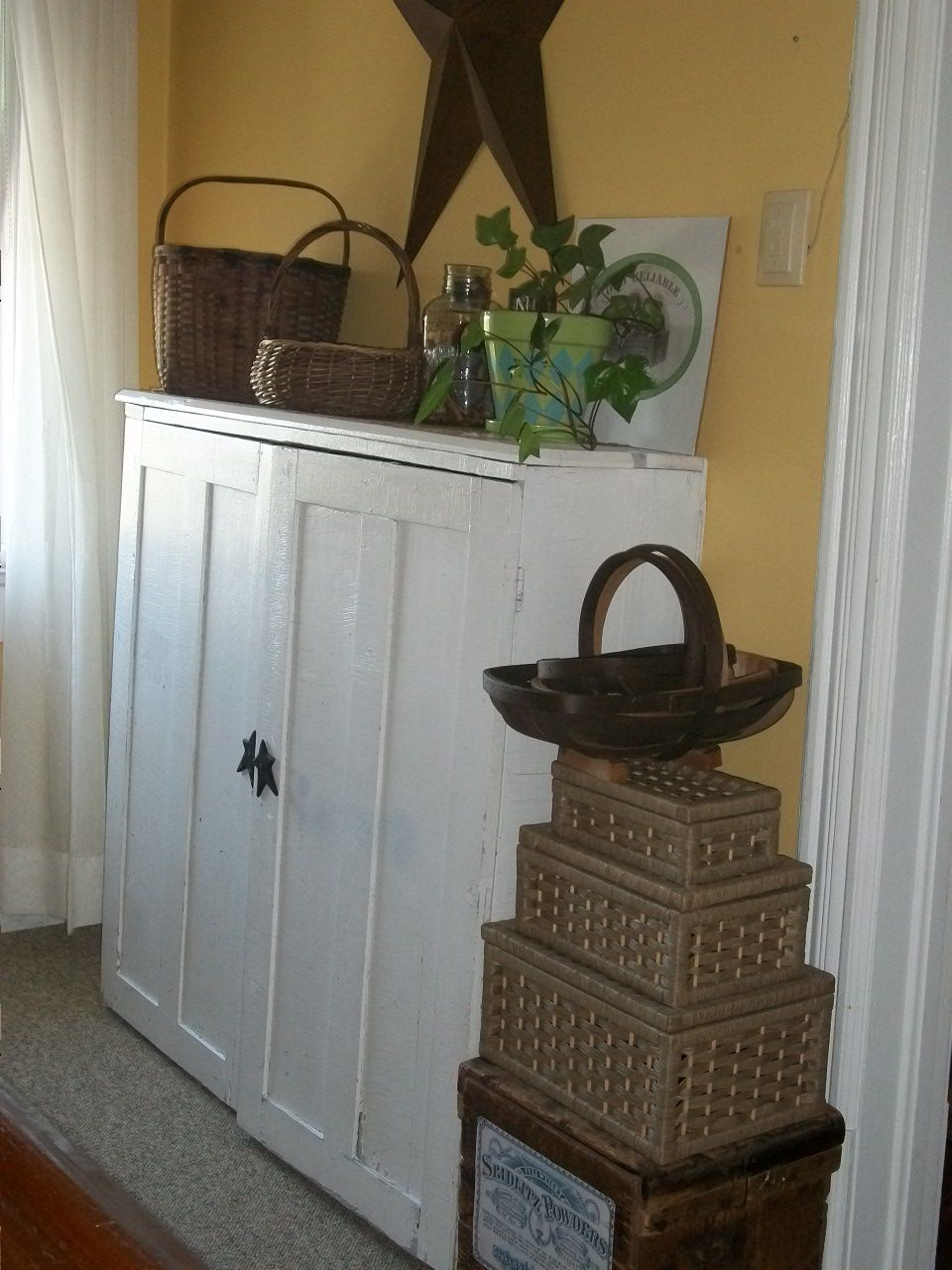 Best Kitchen Gallery: Best Idea Yet For Reusing Old Kitchen Cabi S Use This Idea For of Reuse Kitchen Cabinets on cal-ite.com