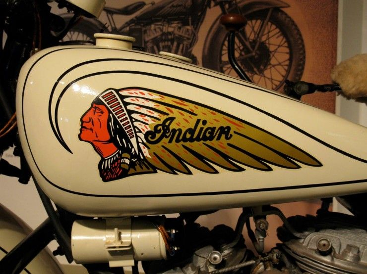 A Collection Of Motorcycle Logos From Days Past The Self