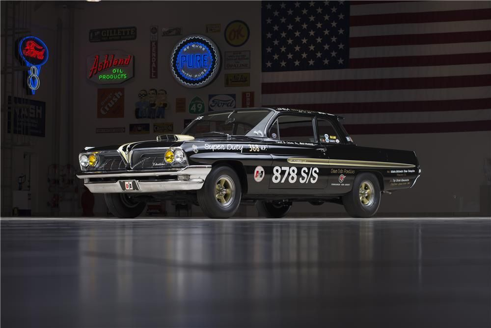 Sold  at Scottsdale 2015   Lot  2060 1961 PONTIAC CATALINA SUPER     Sold  at Scottsdale 2015   Lot  2060 1961 PONTIAC CATALINA SUPER DUTY