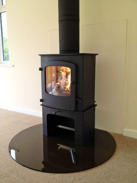 17 Amazing Free Standing Wood Burning Fireplace Photograph